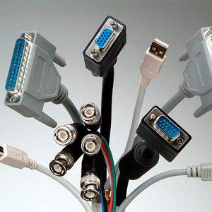 Energía y cables